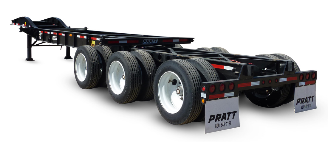 D3141 Container Chassis - Tank & Container Chassis