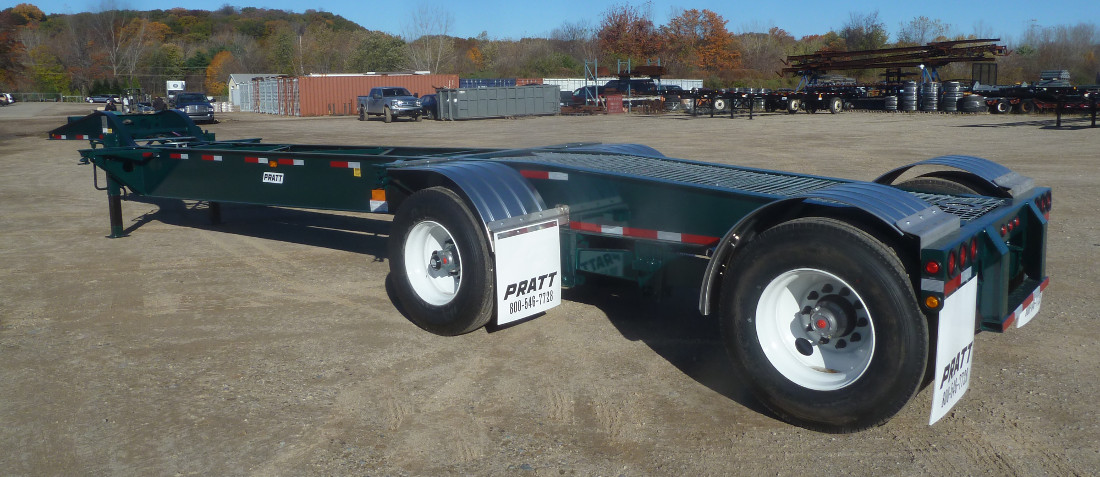 Container Chassis Landing Gear : Dc ls iso tank container chassis