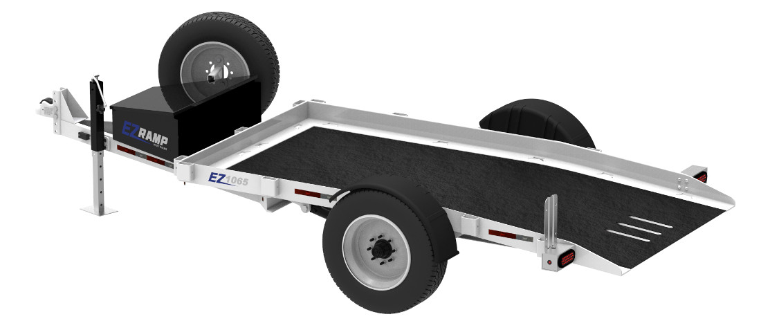 Utility Trailers - Products - PRATT Industries Inc